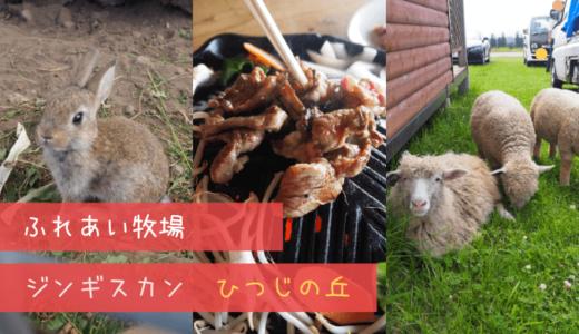 [ふれあい牧場]富良野ジンギスカンひつじの丘を満喫してきた!